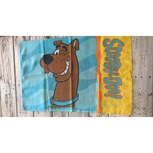 1998 Vintage Scooby Doo Pillowcase